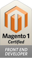 Magento 1 Certified Frontend Developer