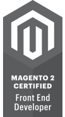 Magento 2 Certified Frontend Developer
